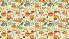 Cute Owl Wallpaper 15782