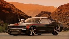 Dodge Challenger Wallpaper 23681