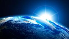 Earth Sunrise Wallpaper 34177