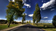 Empty Road HD 34981