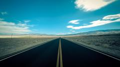 Empty Road Wallpaper 34976