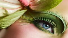Eye Makeup Wallpaper 23219