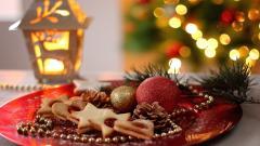 Fantastic Holiday Cookies Wallpaper 41097