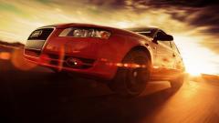 Fantastic Speed Blur Wallpaper 37161