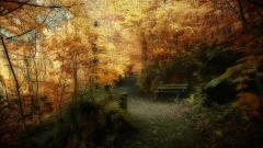 Fantasy Autumn Wallpaper 33088