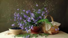 Flower Pot Wallpaper 42734