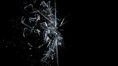 Free Broken Glass Wallpaper 26452