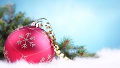 Free Christmas Wallpaper 16187