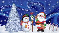 Free Christmas Wallpaper 16190