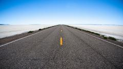 Free Empty Road Wallpaper 34978