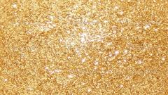 Gold Glitter Wallpaper 26008