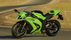 Green Bike Wallpaper 33083