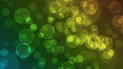 Green Bubbles Wallpaper 30925