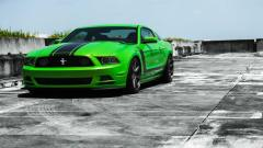 Green Car Wallpaper 32622