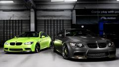 Green Car Wallpaper 32629