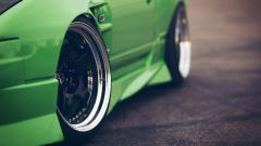 Green Car Wallpaper HD 32626