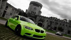 Green Car Wallpapers 32625