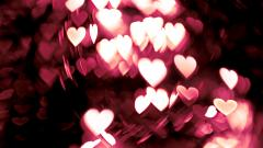 Heart Bokeh Wallpaper 32188