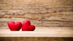 Heart Mood Wallpaper HD 43540