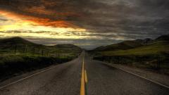 Highway Background 29381
