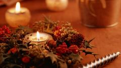 Holiday Candles 41087