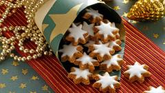 Holiday Cookies Wallpaper 41093