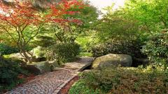 Japanese Garden Wallpaper 26315
