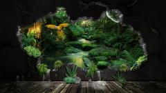 Jungle Wallpaper 4342