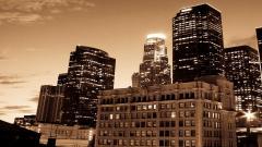 LA Skyline 21319