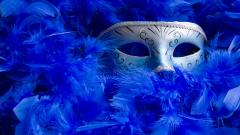 Masquerade Mask Wallpaper 42696