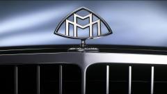 Maybach Logo Wallpaper 37134