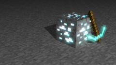 Minecraft Diamonds 4671