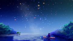 Night Sky Wallpaper 11282
