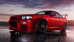 Nissan Skyline Background 29478