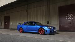 Nissan Skyline Wallpaper 29476