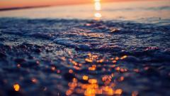 Ocean Bokeh HD 35927
