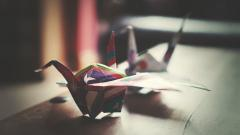 Origami Background 41123