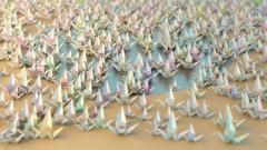 Origami Mood Wallpaper 43524