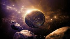Outer Space Wallpaper 4353