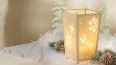 Pretty Holiday Candles Wallpaper 41086