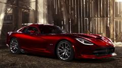 Red Dodge Viper Wallpaper 23692