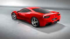 Red Ferrari Car Wallpaper 45128