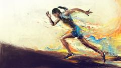 Running Wallpaper 35503