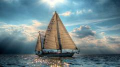 Sailboat Wallpaper 7780