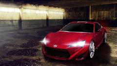 Scion FRS Wallpaper 25765