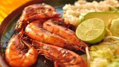 Seafood Wallpaper HD 42718