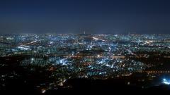 Seoul Skyline 30922