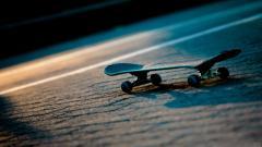 Skateboard Wallpaper 7541