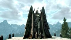 Skyrim Statue Wallpaper 38211