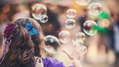 Soap Bubbles Wallpaper HD 35006